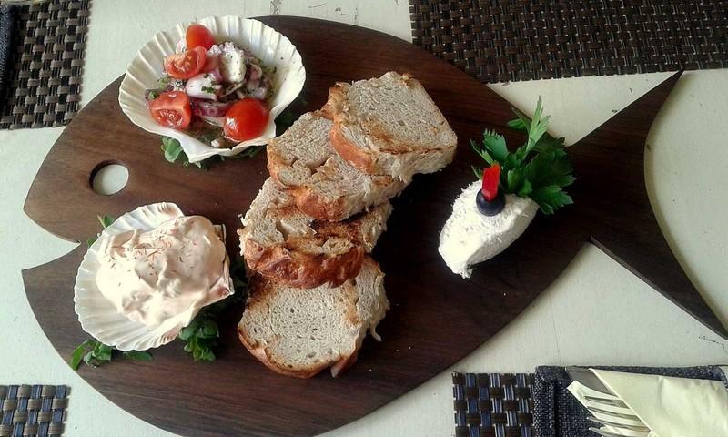 Restavracija Pristan