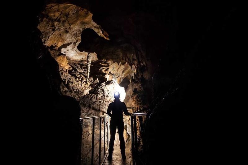 Železna jama