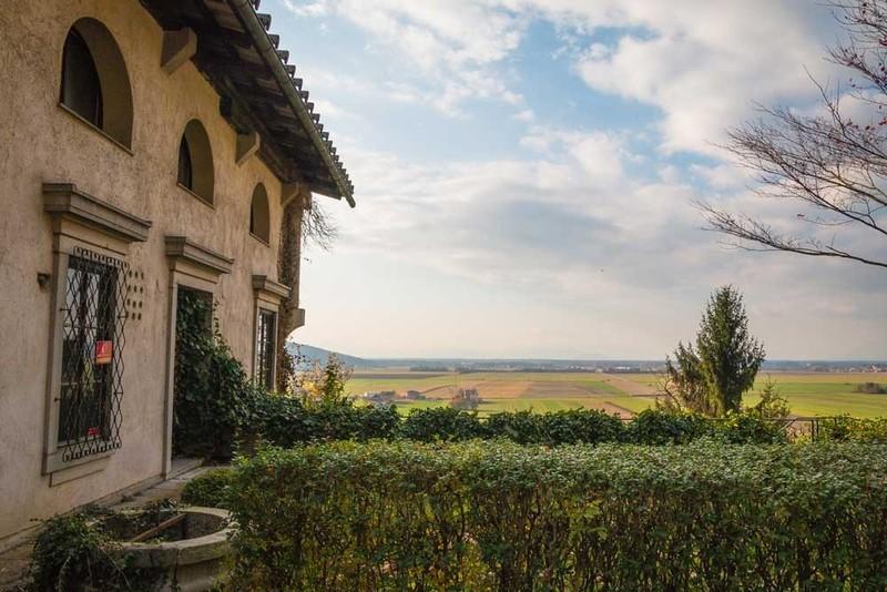 Pirnatova vila v Homcu