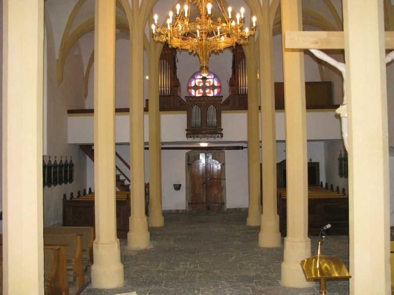Cerkev sv. Lenarta na Krtini