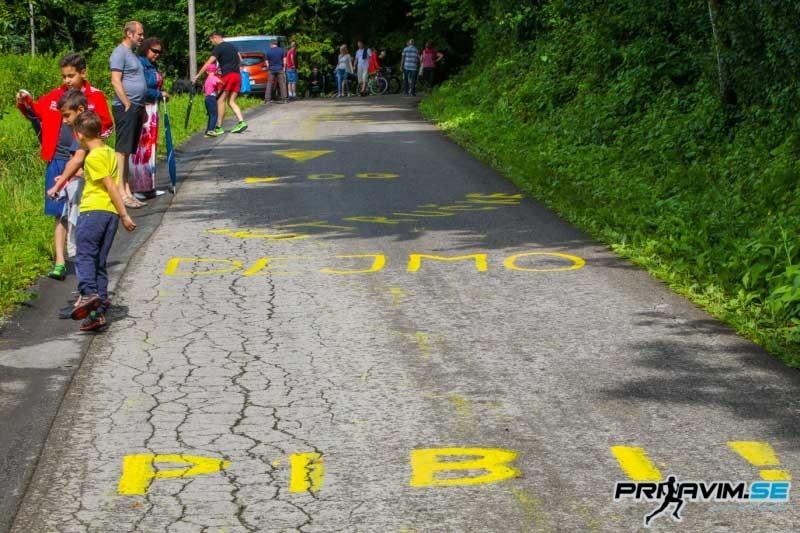 Po progi državnega prvenstva v cestnem kolesarstvu