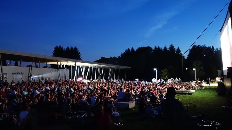Kino v parku