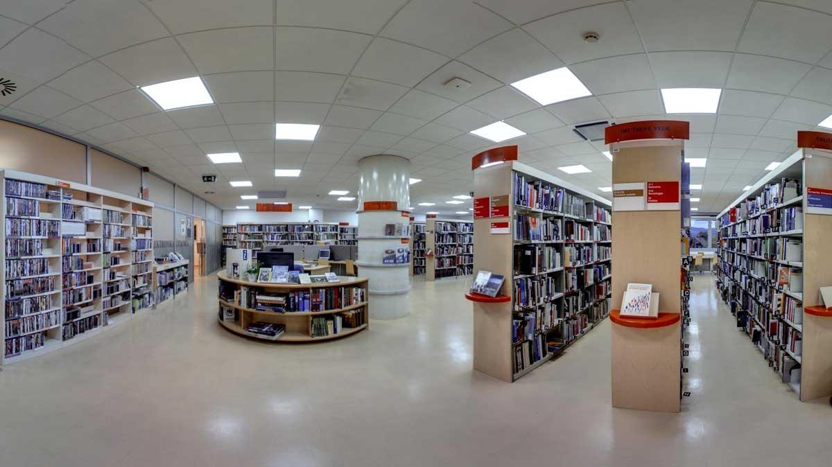 Knjižnica Domžale