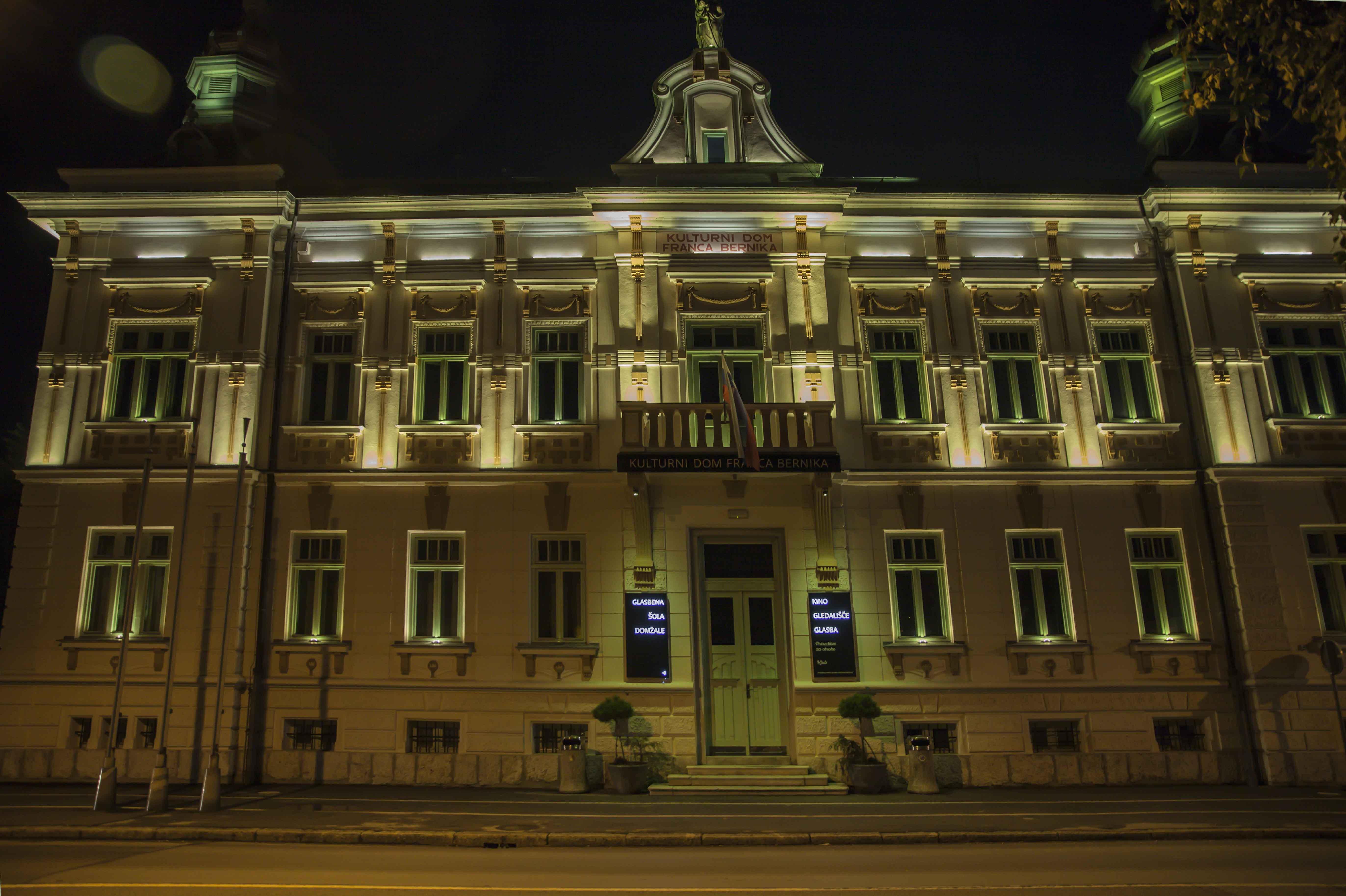 Kulturni dom Franca Bernika