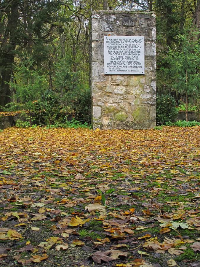 Spomenik na Judeževi domačiji
