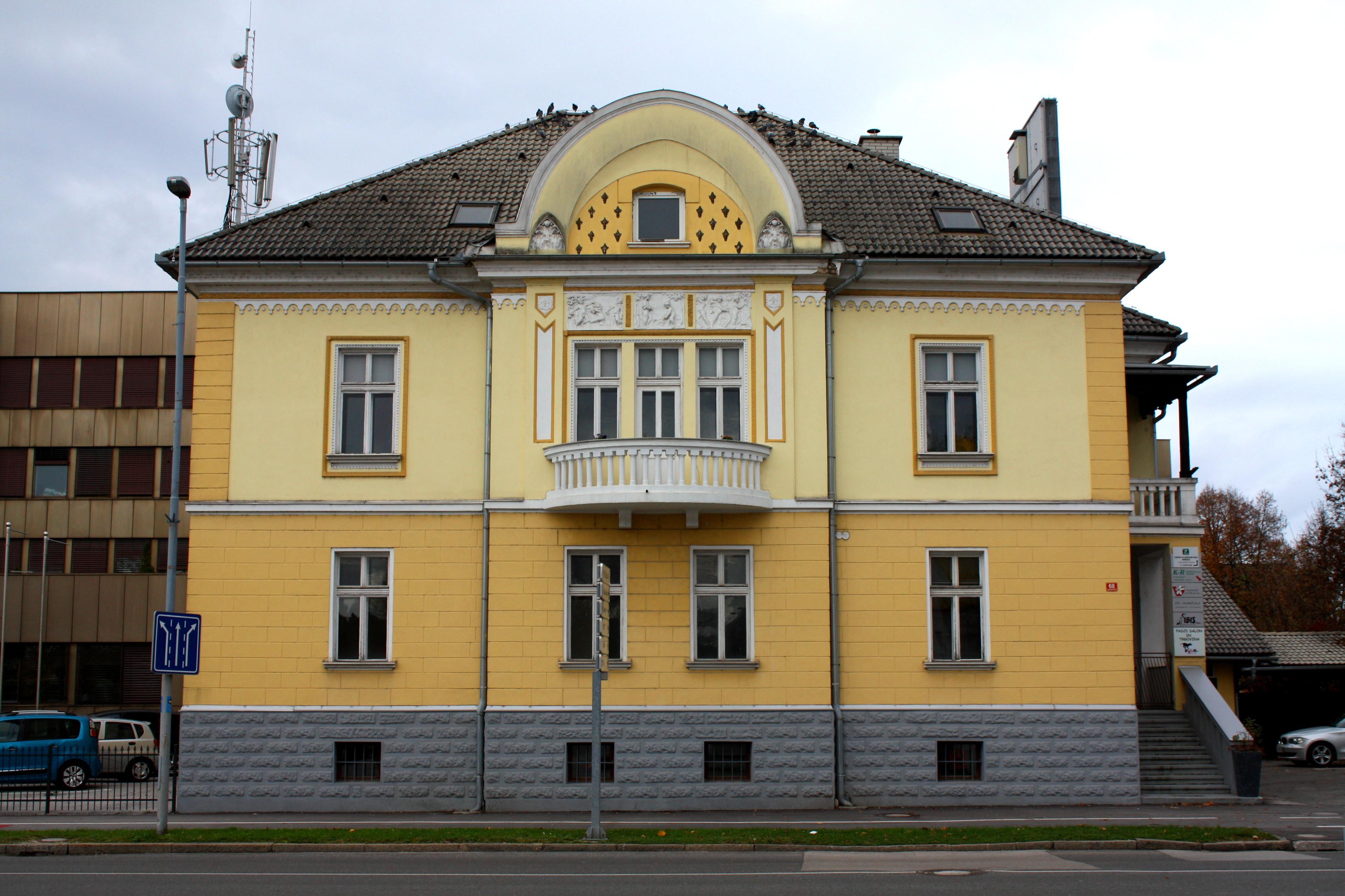 Vila Kürzthaler (Landstätterjeva vila)