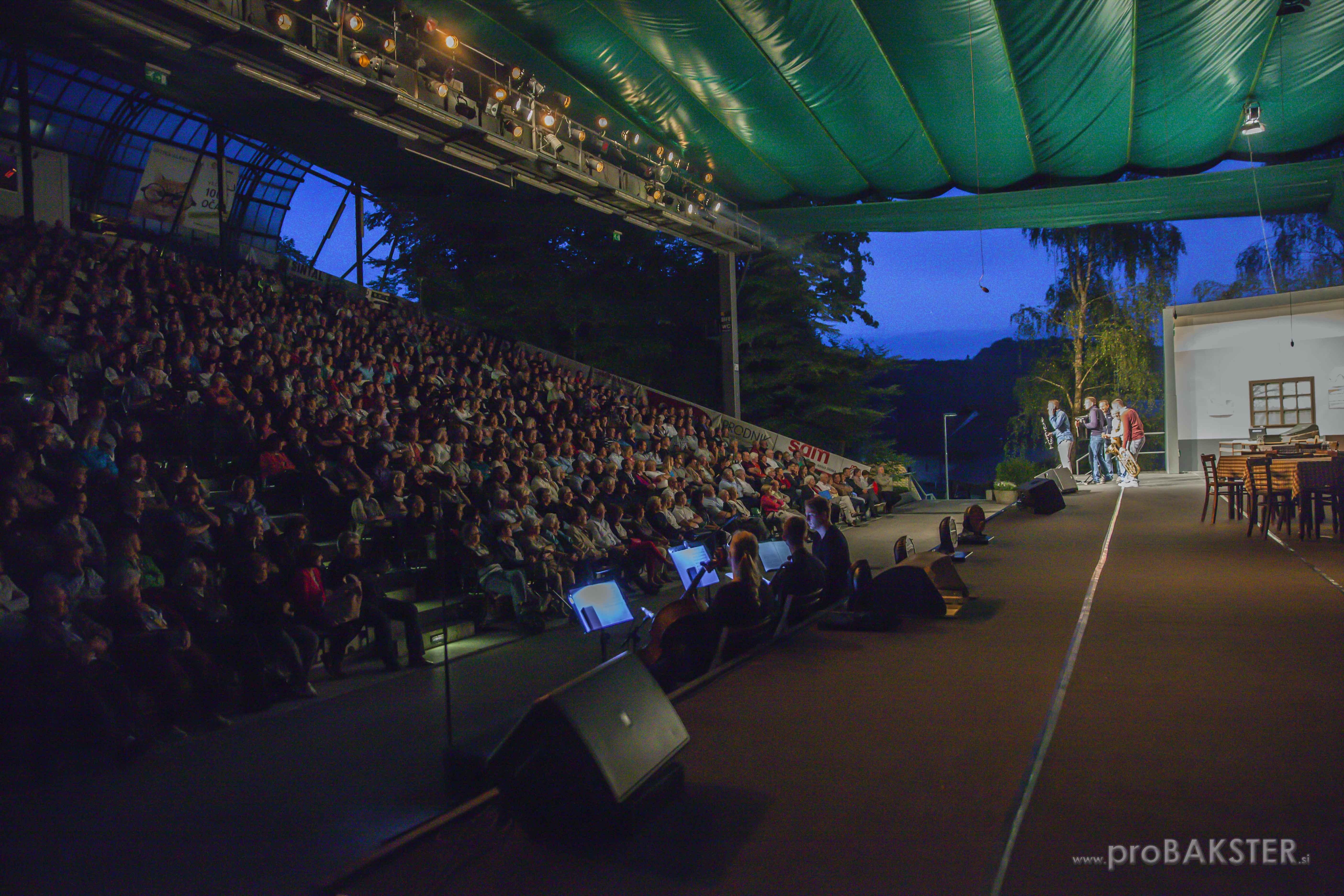 Poletno gledališče Studenec