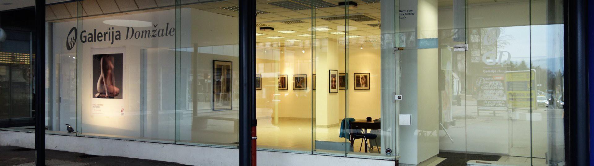 Galerija Domžale