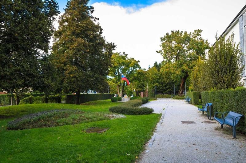 Slamnikarski park