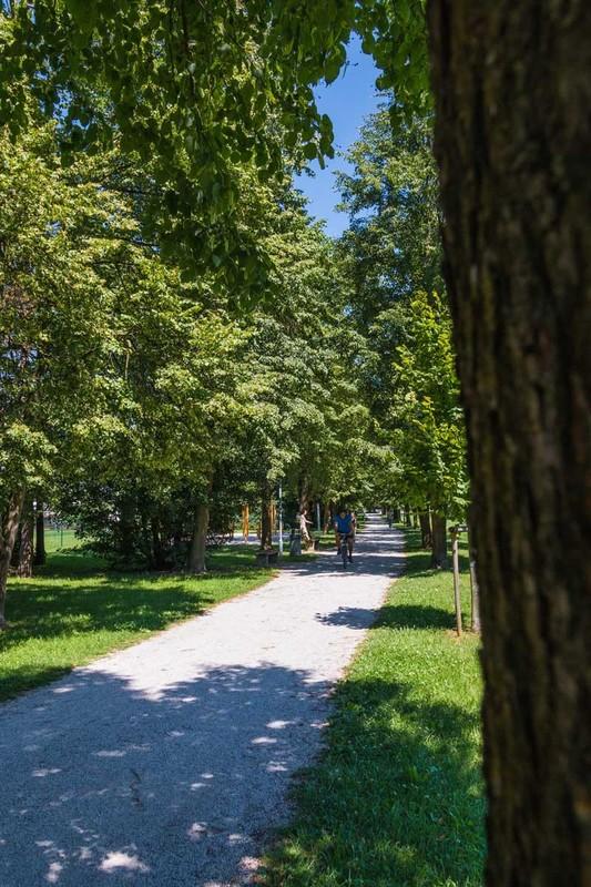 Sprehod ob Kamniški Bistrici